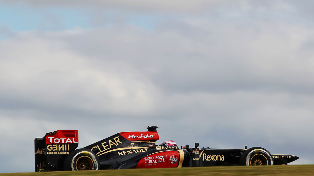 Heikki Kovalainen - Lotus - Formel 1 - GP USA - 16. November 2013