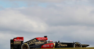 Heikki Kovalainen - Lotus - Formel 1 - GP USA - 16. November 2013