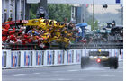 Heinz-Harald Frentzen - Jordan-HondaFormel 1 - GP Frankreich 1999 - Magny-Cours