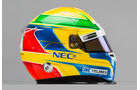 Helm Esteban Gutierrez - Formel 1 2014