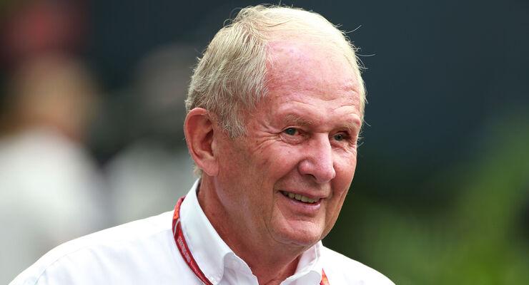 Helmut Marko - Formel 1 2017