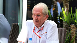 Helmut Marko - GP Russland 2017