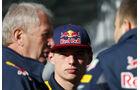 Helmut Marko - Max Verstappen - Red Bull - GP Spanien 2016 - Barcelona - F1 - Freitag - 13.5.2016