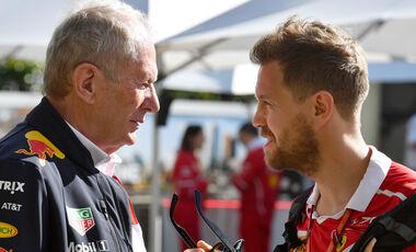 Red Bull-Berater Helmut Marko