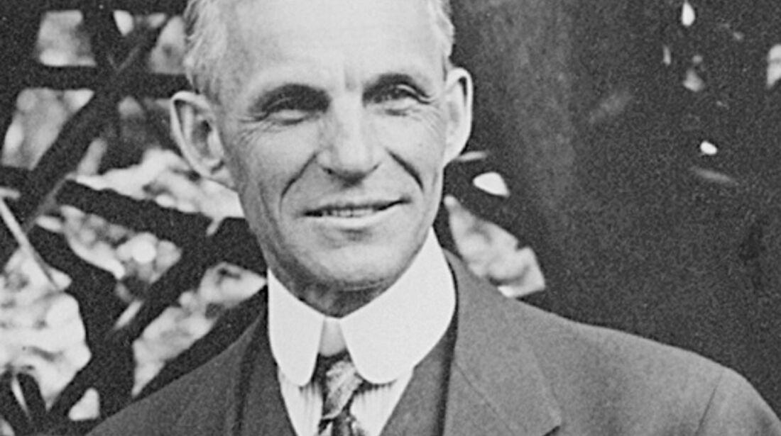 Henry Ford I.