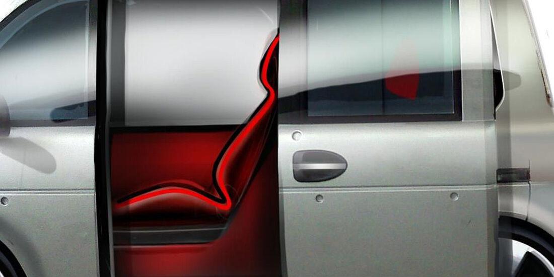 Heuliez Microbus Elektro Genf 2010