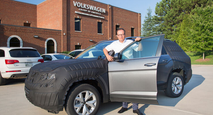 Hinrich J. Woebcken, President & CEO Volkswagen Group of America Inc.