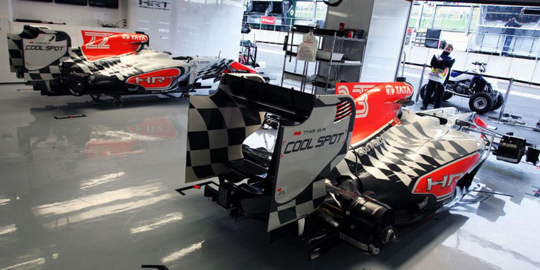 Hispania GP Belgien 2011