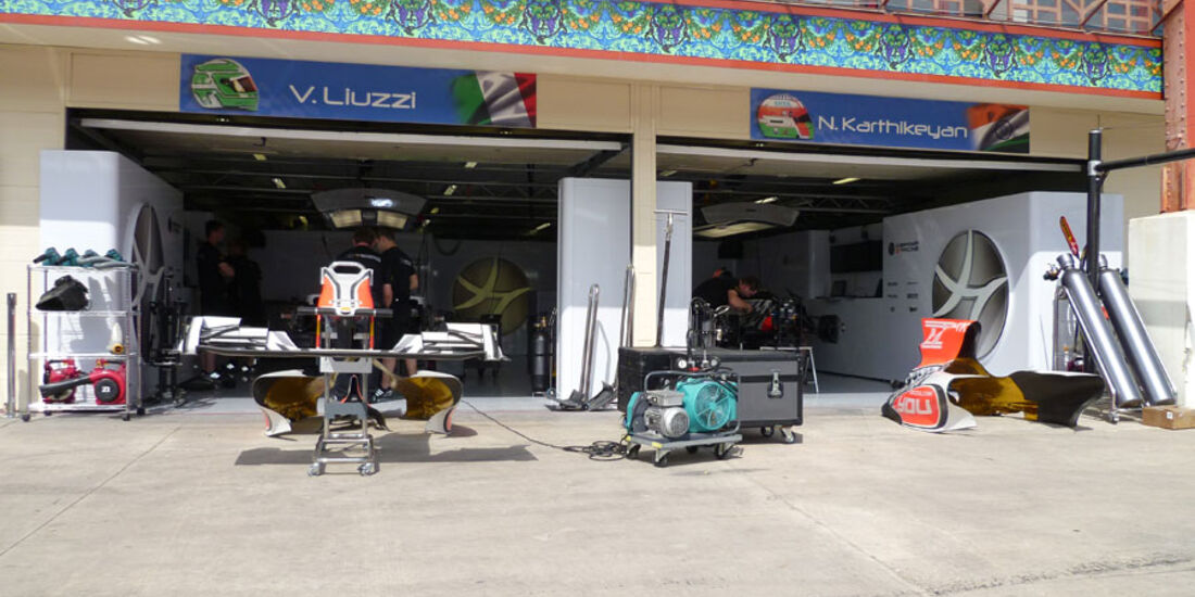 Hispania GP Europa 2011