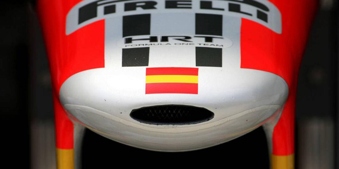 Hispania - GP Malaysia 2011