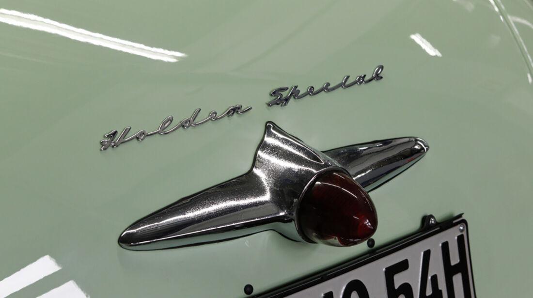 Holden FJ Special Sedan, Heckdetail