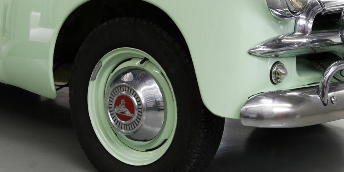 Holden FJ Special Sedan, Rad