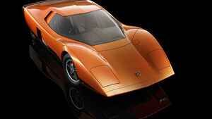 Holden Hurricane, Concept-Car