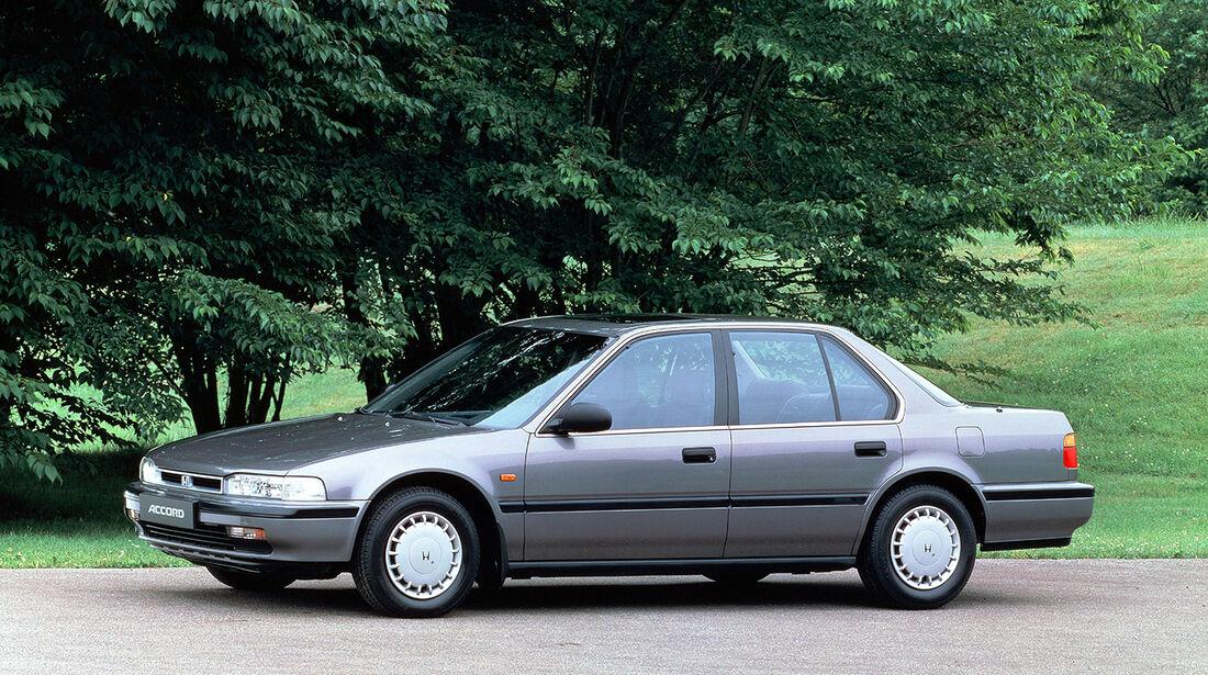Honda Accord, 4. Generation