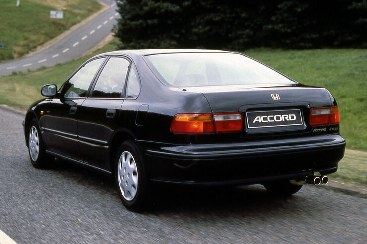 Honda accord 5 generation auto motor und sport for Honda accord generations