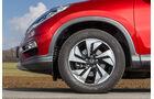 Honda CR-V 1.6 i-DTEC 4WD, Rad, Felge