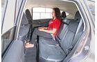 Honda CR-V 1.6i-DTEC, Fondsitz