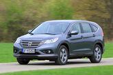 Honda CR-V 2.0 2WD Comfort, Frontansicht