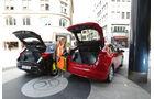 Honda Civic 1.6 i-DTEC, Toyota Auris 2.0 D-4D, Heckklappe