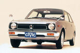 Honda Civic 1972