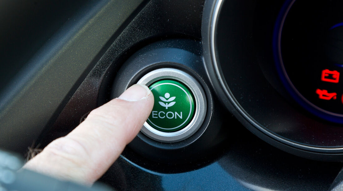 Honda Civic 2.2 i-DTEC, Eco, Knopf