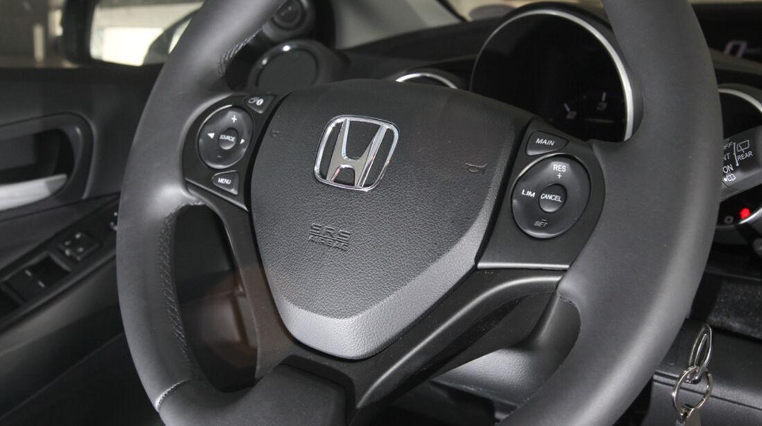 Honda Civic 2.2i-DTEC, Lenkrad