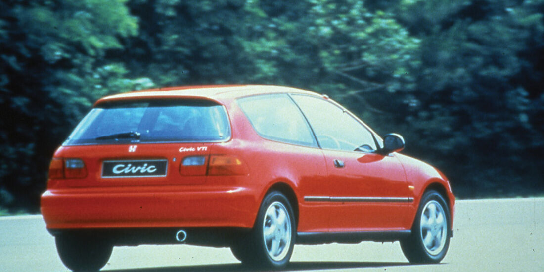 Honda Civic, E10