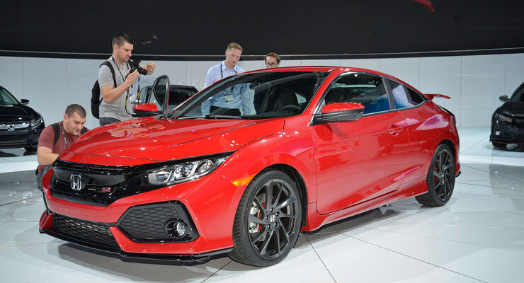 Honda Civic Si Prototype