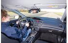 Honda Civic Tourer 1.6 i-DTEC, Cockpit, Fahrersicht