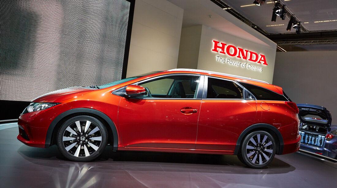 Honda Civic Tourer