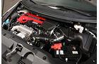 Honda Civic Type R, Seitenansicht