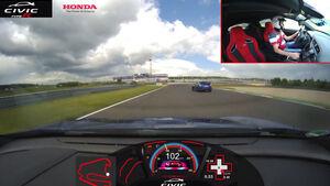 Honda Civic Type R im Tracktest