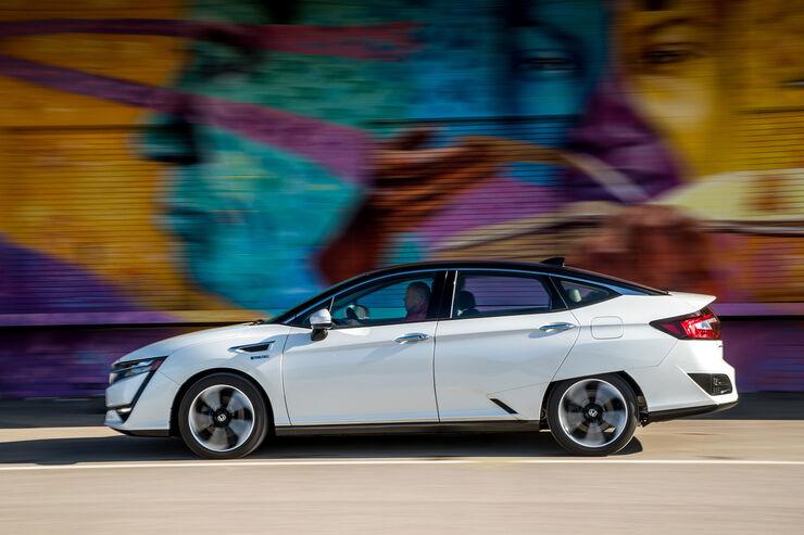 Honda Clarity Fuel Cell, Exterieur