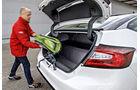 Honda Clarity Fuel Cell, Kofferraum