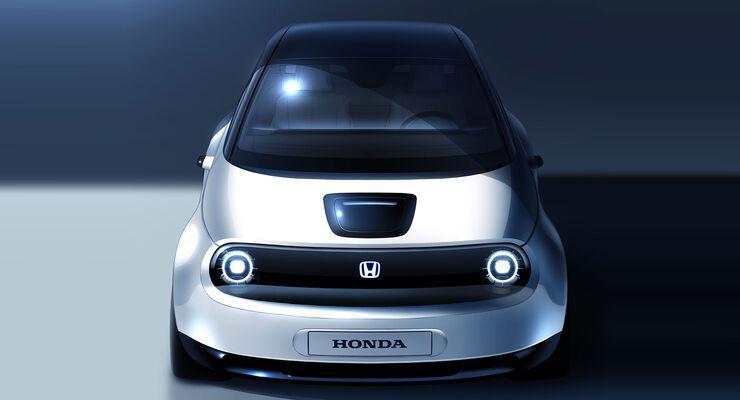 Honda EV-Studie