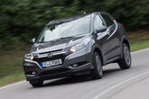 Honda HR-V 1.6 i-DTEC, Frontansicht