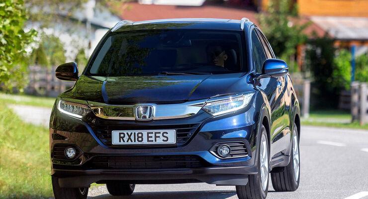 Honda Hr V 2019 Daten Infos Marktstart Preis Auto Motor Und