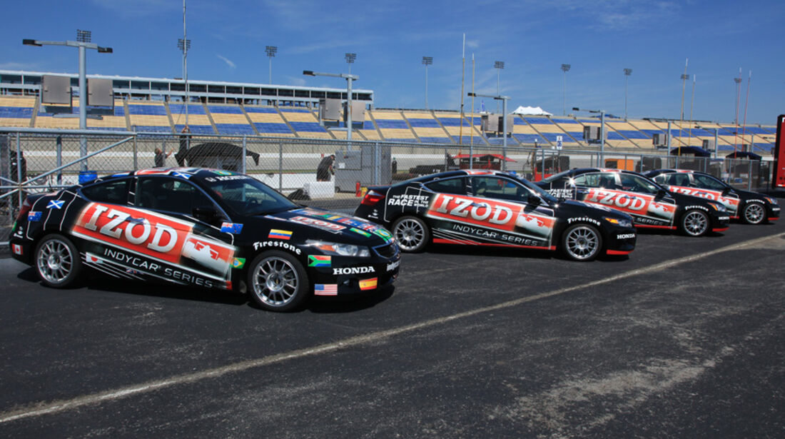 Honda Indy-Car Safety Car