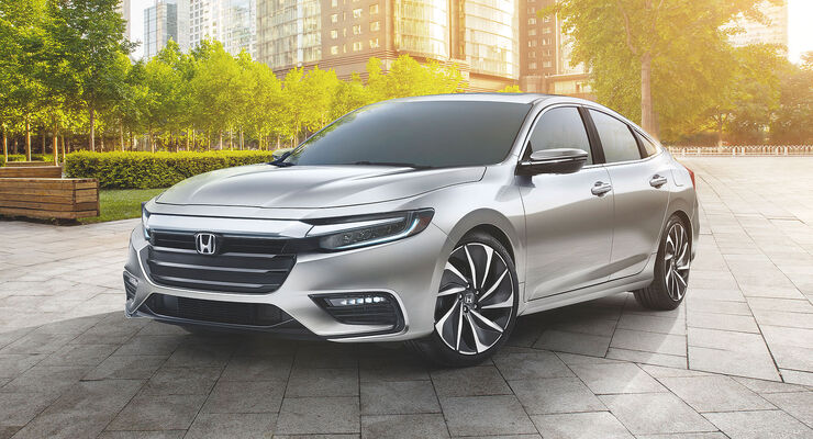 Honda Insight Teaser