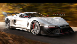 Honda Invisus 2020 - Designstudie - Grafikkünstler