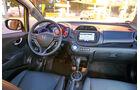 Honda Jazz 1.3 DSi i-VTEC IMA Exclusive, Cockpit, Lenkrad