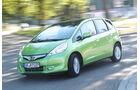 Honda Jazz 1.3 DSi i-VTEC IMA Exclusive, Frontansicht