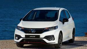 Honda Jazz Facelift 2017