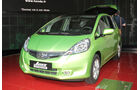 Honda Jazz Hybrid Paris 2010