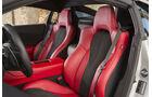 Honda NSX, Fahrbericht, Interieur, 03/16