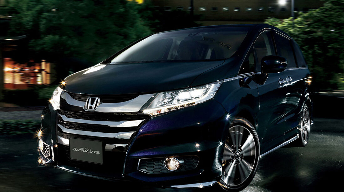 Honda Odyssey Japan
