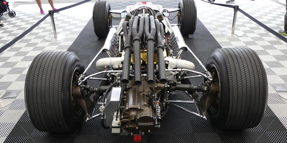 Honda RA300 - Formel 1 - GP Japan - Suzuka - 5. Oktober 2017
