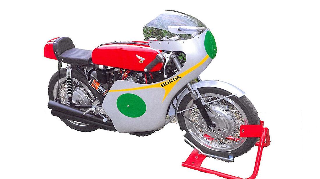 Honda RC 163