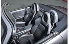 Honda S2000, Kopfstützen, Sitze