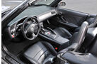 Honda S2000, Sitze, Interieur